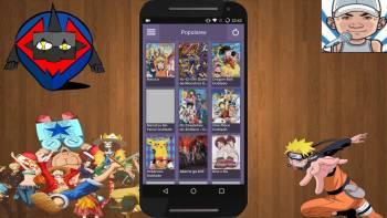 Melhor aplicativo para ver Animes Online Grátis ( Giganima v2.5 ) / Atualizado.