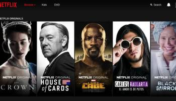 Veja Quais são as 13 séries mais populares da Netflix