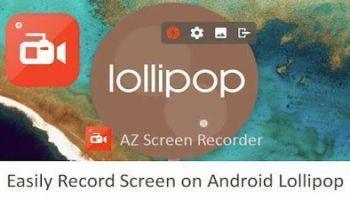 AZ Screen Recorder v5.7.3 build 6931 – No Root [Premium Unlocked Apk] ATUALIZADO (Não Precisa de ROOT)