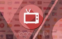 """Aplicativo para assistir TV online grátis """"MegaTV HD"""""""