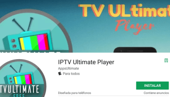 Veja TV online no Android (IPTV Ultimate Player)