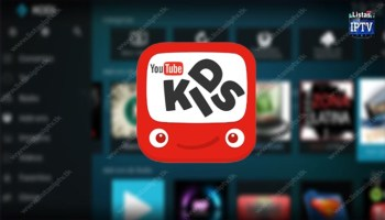 Add-on Youtube Kids no KODI