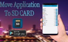 Como mover os aplicativo para o cartão de memoria.