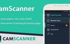 CamScanner Phone PDF Creator v5.6.5.20180530 UNLOCKED APK / Atualizado.