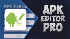 APK Editor Pro v2.0.0 – Apk Premium Unlocked / Atualizado