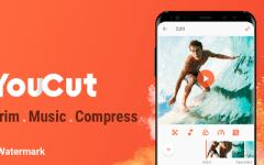 YouCut – Video Editor 1.250.53 Apk / Atualizado
