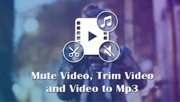 Video to Mp3 : Mute Video /Trim Video/Cut Video 1.14 Pro Apk / Atualizado