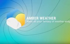 Amber Weather v3.8.6 – Apk Download – Atualizado