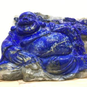 Buddha di Lapislazuli, IStone