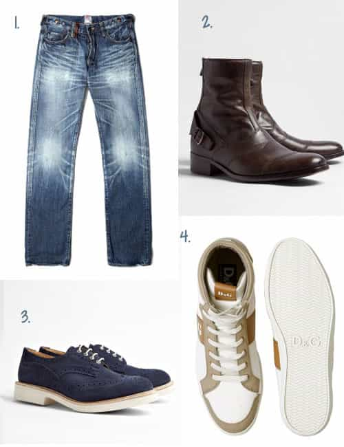 WHAT TO WEAR WITH THE CASUAL JEAN