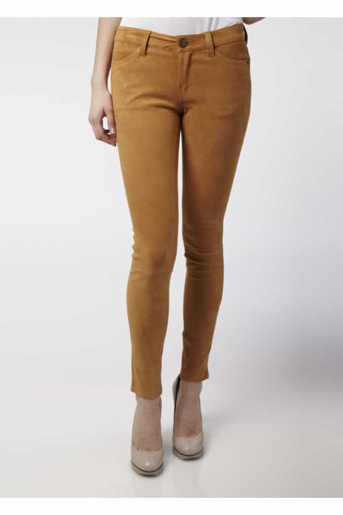 Current/Elliott Ankle Skinny - Haystack