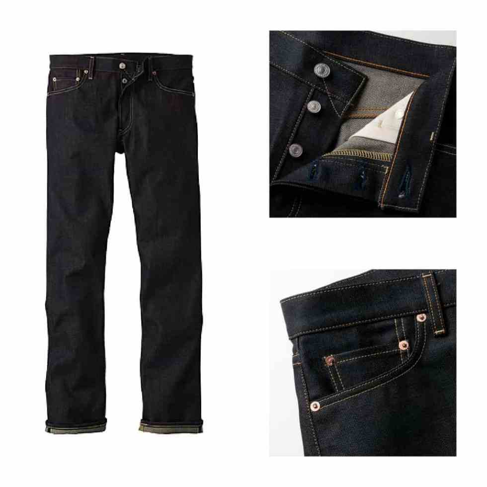 Shop Made In Japan Denim Regular Fit Jeans £69.90