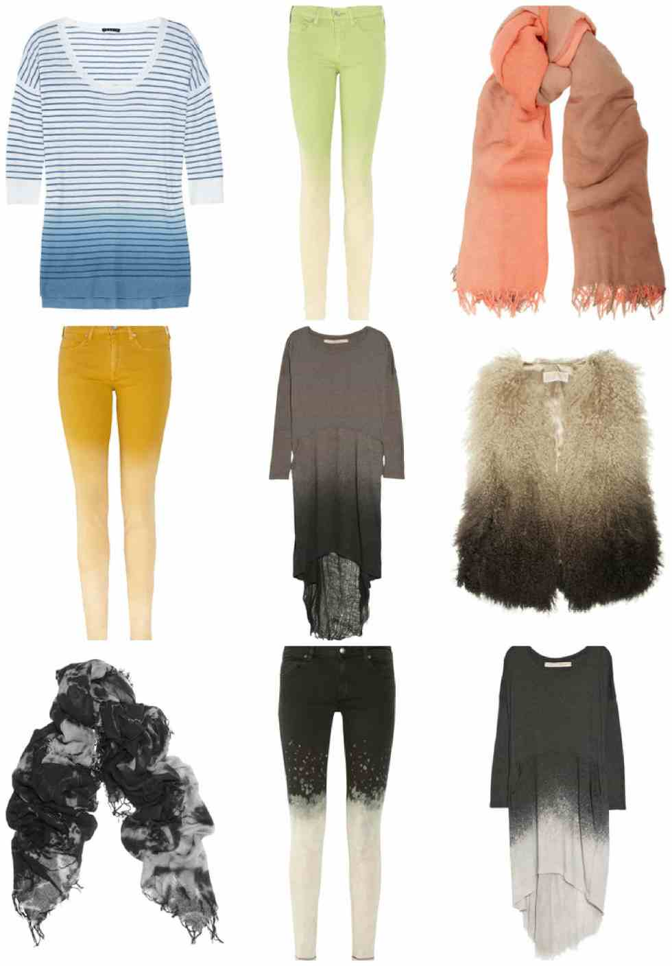 SHOP NET-A-PORTER'S DIP DYED