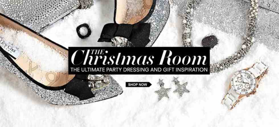 MY-WARDROBE'S CHRISTMAS ROOM -ENTER NOW
