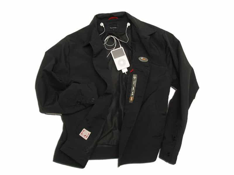 BlackCoat Work Premier MFI Tech iPod Jacket