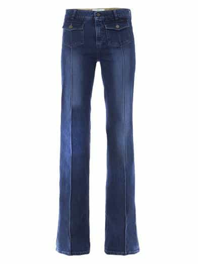 Stella McCartney, high rise, 70's boot cut