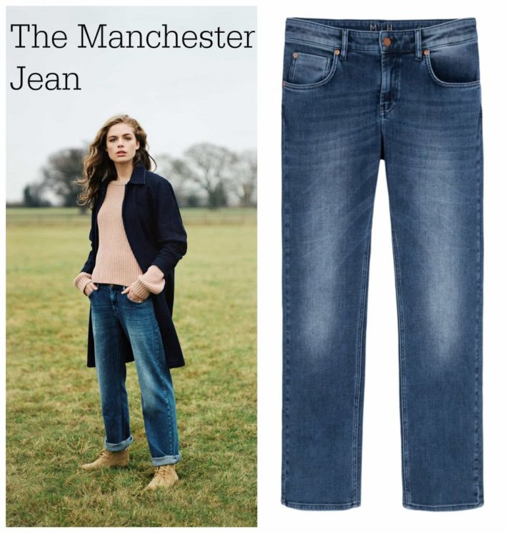Mih Jeans, The Manchester Jean, Boyfriend jean