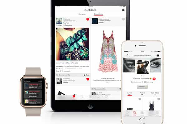 netset fashion app