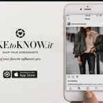 HOW TO SHOP FROM INSTAGRAM WITH 'LIKE TO KNOW.IT'