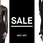 OMG GOOD AMERICAN LAUNCHES 40% SALE TODAY