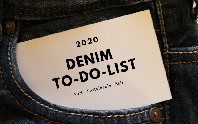 denim to do list
