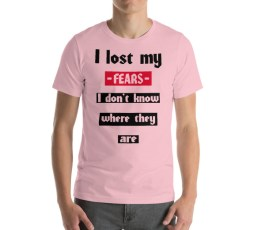 Lost Fears Unisex T-Shirt