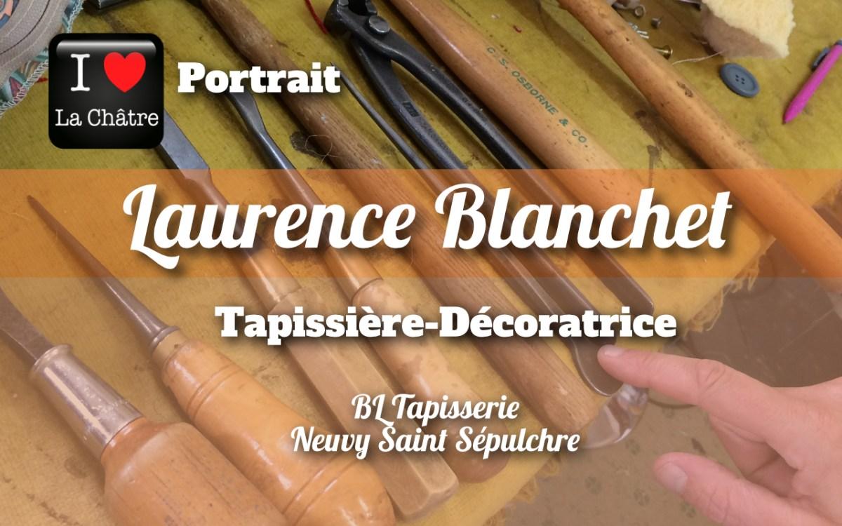 """Créatrice d'avenir: """"L'art de la tapisserie"""", portrait de Laurence Blanchet"""