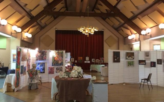 Salon des Arts 2018 Aigurande - Salle des Fêtes