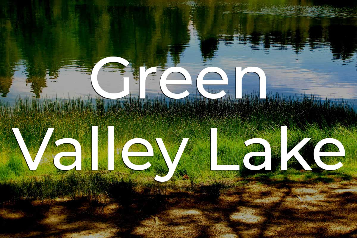 Green Valley Lake Things to Do