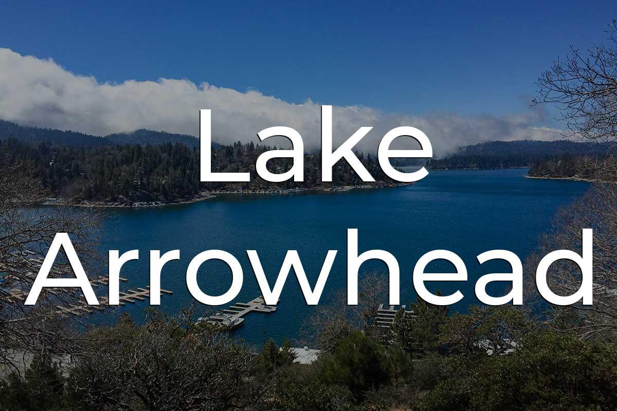 Lake Arrowhead Things to Do