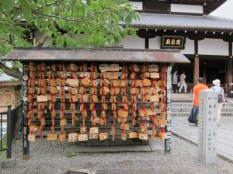 There are so so many ways to have a wish in Japanese temples and shrines!
