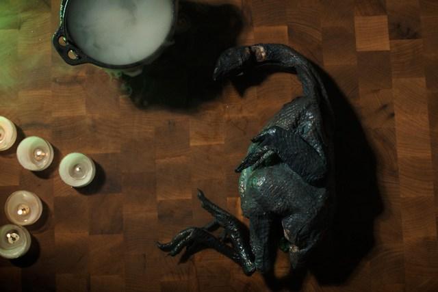 Raw Dragon Carcass
