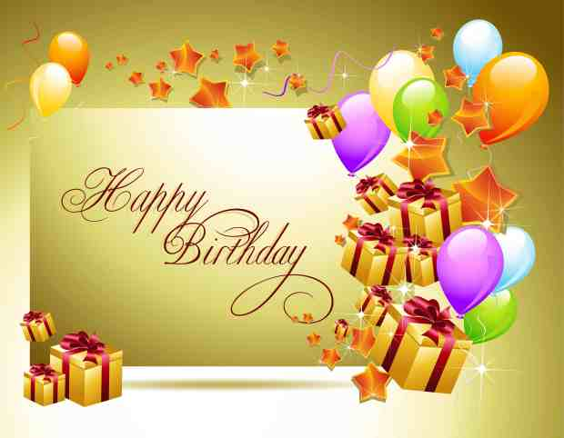 Happy birthday romatic letter images