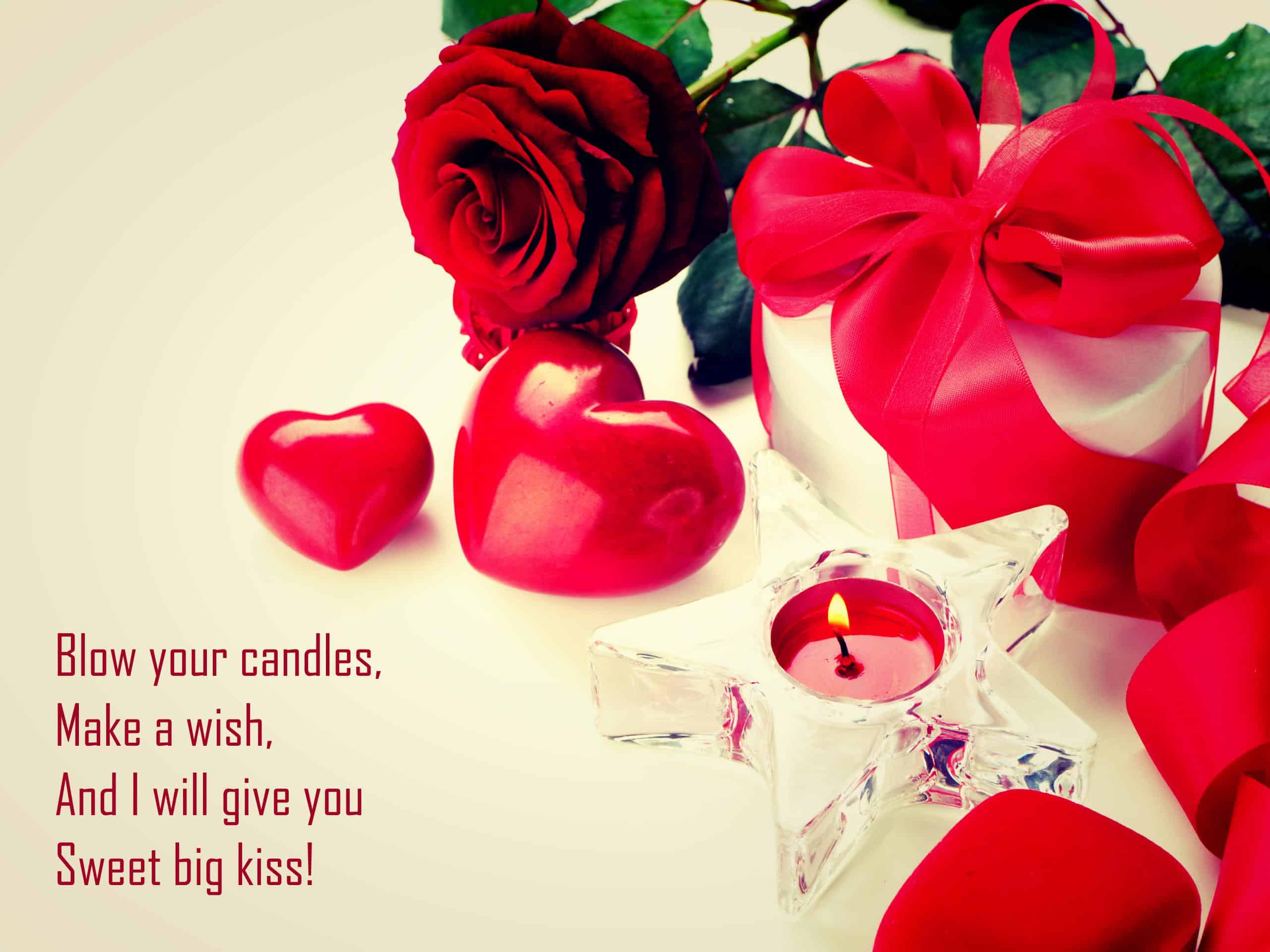 Love Birthday Quotes 50 Happy Birthday Images For Him With Quotes  Ilove Messages