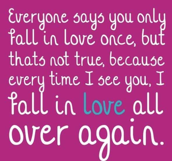 Long Love Quotes For Your Girlfriend