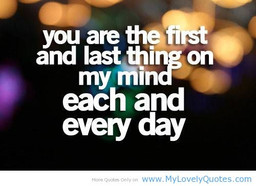 Love You More Every Day Quote Picture