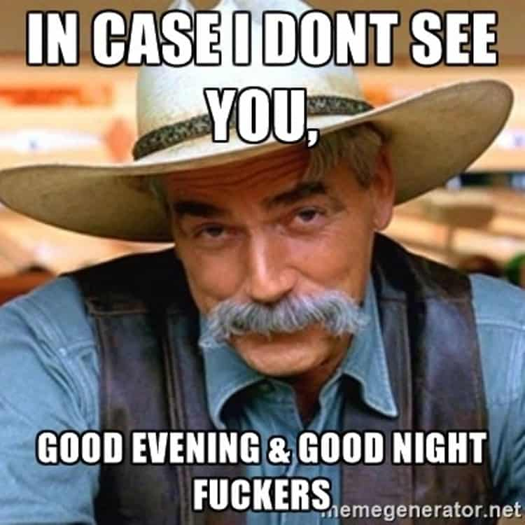 Good evening memes in case i dont see you ilove messages good evening memes in case i dont see you altavistaventures Images