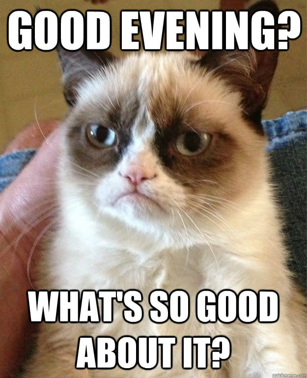 Good evening memes for her and him ilove messages good evening memes for her and him altavistaventures Images