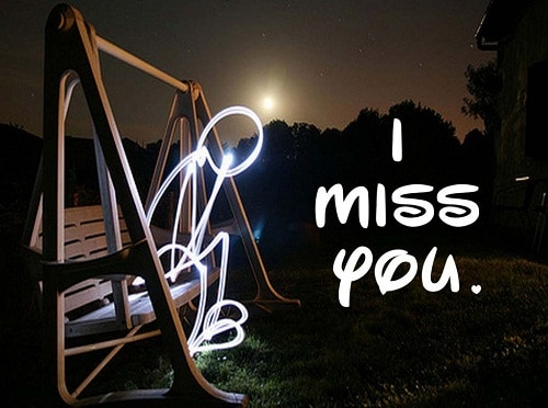 I Miss You Quotes For Her Stunning 48 Cute 'I Miss You' Quotes For Him Her With Images ILove Messages