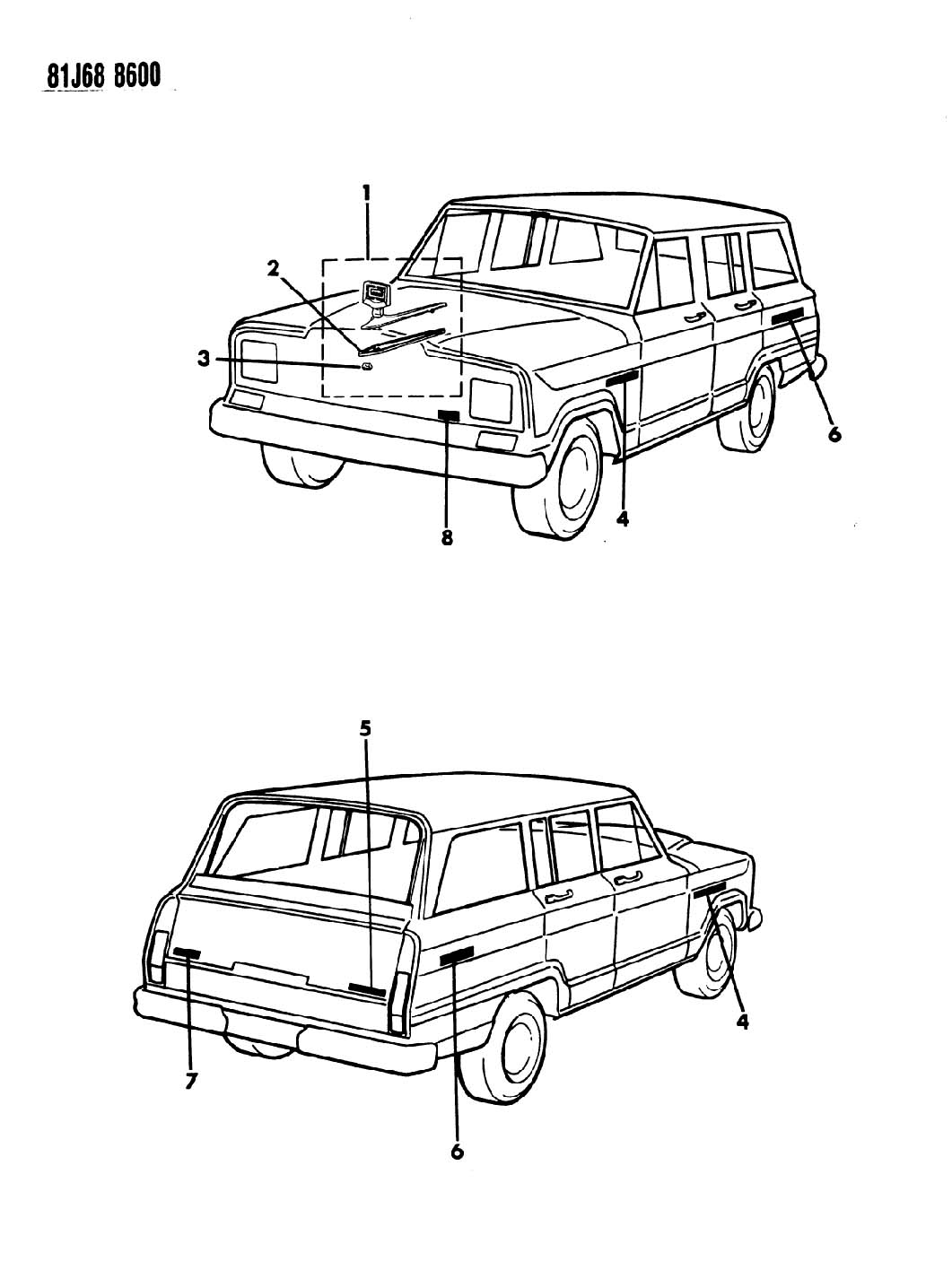 Jeep Gw Diagrams