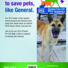 Ontario SPCA Friends for Life! Walk™