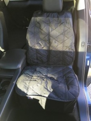 4Knines Luxury Car Seat Cover Review