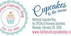 National Cupcake Day – Supporting SPCA's and Humane Societies