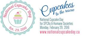 National Cupcake Day, February 29, 2016
