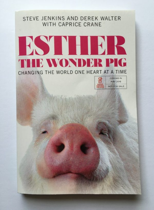 Esther the Wonder Pig, Changing The World One Heart At A Time - Review #sp