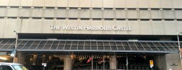 Dog Friendly Westin Harbour Castle Hotel, Toronto #sponsored