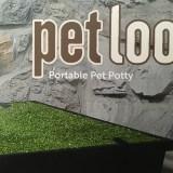 Pet Loo Portable Pet Toilet