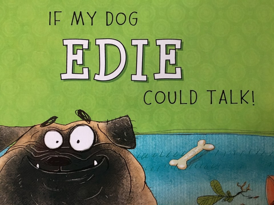 If My Dog Could Talk! Story Books #ad