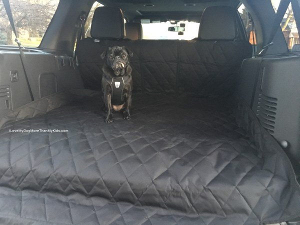 4Knines SUV Cargo Liner Giveaway #ad