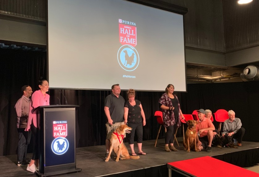 Purina Canada Animal Hall of Fame 2019